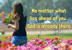 Genesis 47 God is