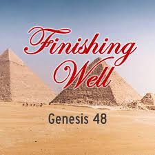 Genesis 48 well
