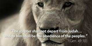 Genesis 49 Lion of Judah