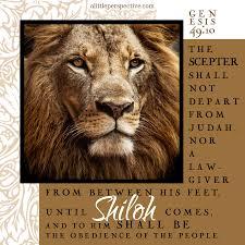 Genesis 49 Lion