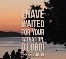 Genesis 49 waited