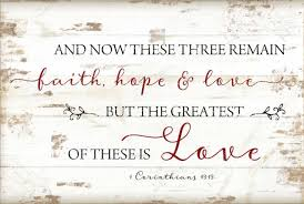 1 Corinthians 13 greatest
