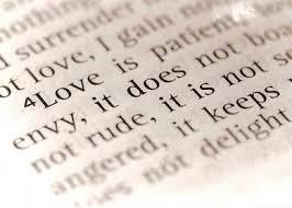 1 Corinthians 13 patient