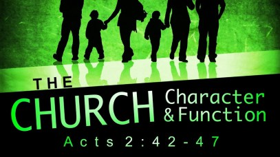 Acts 2 church