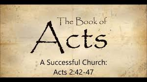 Acts success