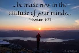 Ephesians 4 23