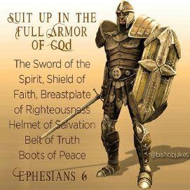 Ephesians 6 gear up