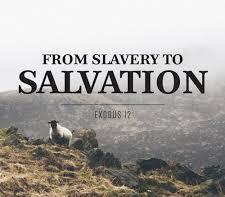 Exodus 12 from slavery to sal