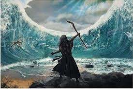 Exodus 14 Moses
