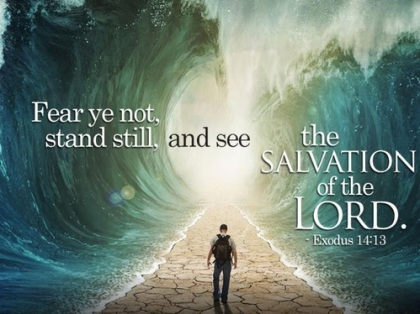 Exodus 14 salvation