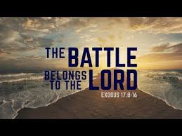 Exodus 17 battle