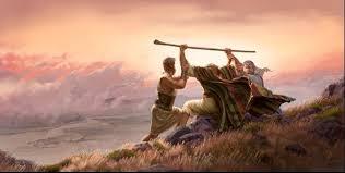 Exodus 17 Moses