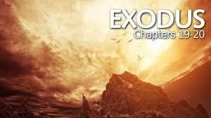 Exodus 19-20 get ready