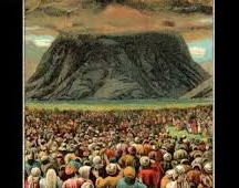 Exodus 19 mountain of God