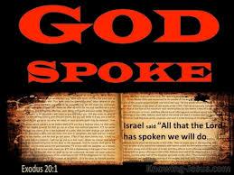 Exodus 20 God