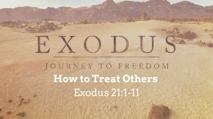Exodus 21 how to