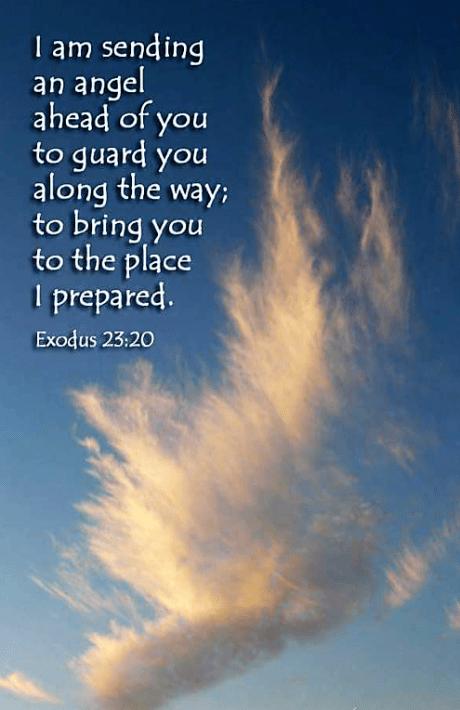 Exodus 23 20