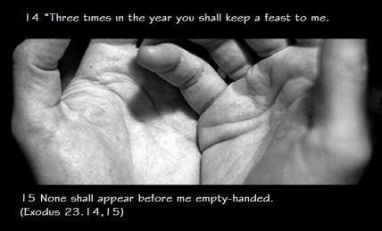Exodus 23 hands
