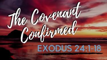 Exodus 24 covenant