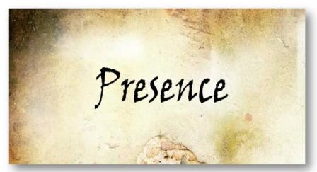 Exodus 24 Presence