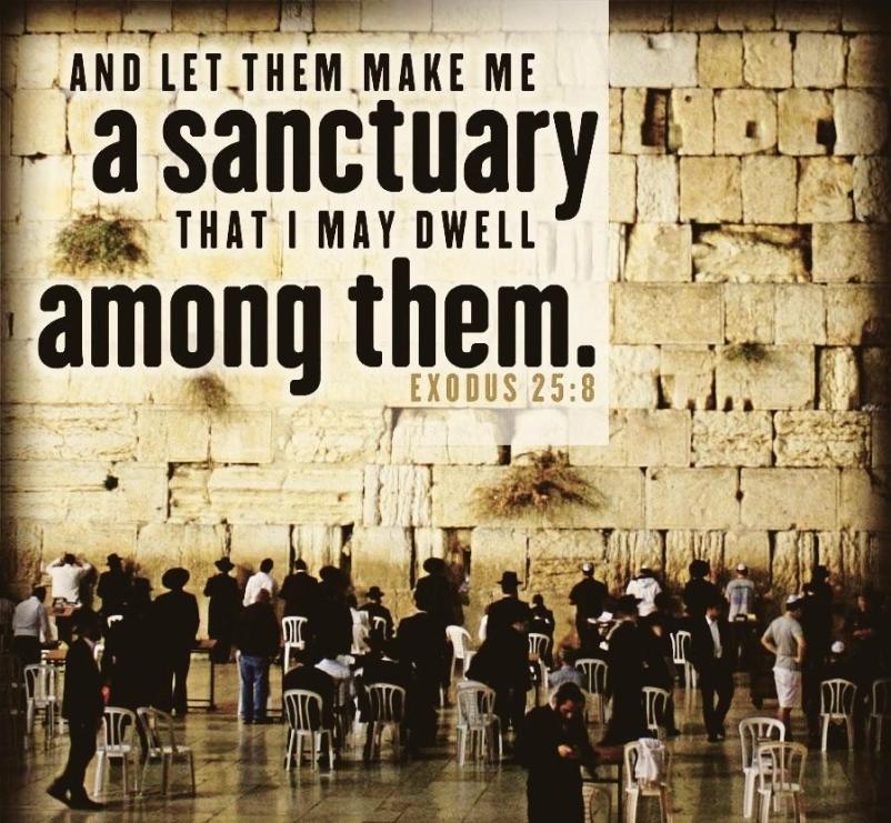 Exodus 25 sanctuary
