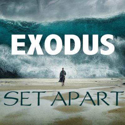 Exodus 25 set apart
