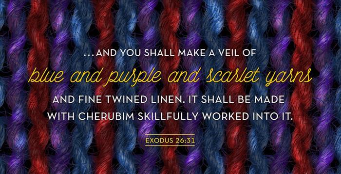 Exodus 26 and you shall