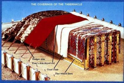 Exodus 26 dwelling