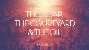 Exodus 27 altar