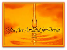 Exodus 27 anointed