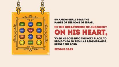 Exodus 28 breatplate
