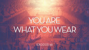 Exodus 28 what to wear