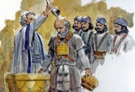 Exodus 29 anoint