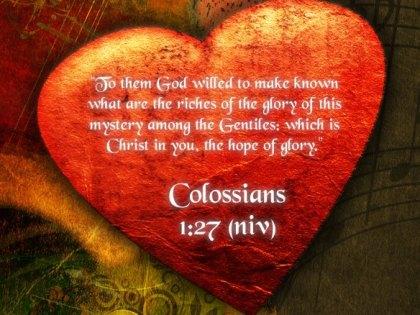 Exodus 29 hope