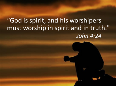 Exodus 30 worship