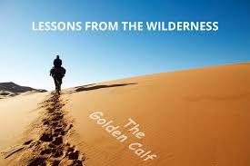 Exodus 32 lessons