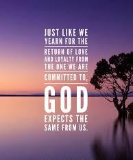 Exodus 34 God expects