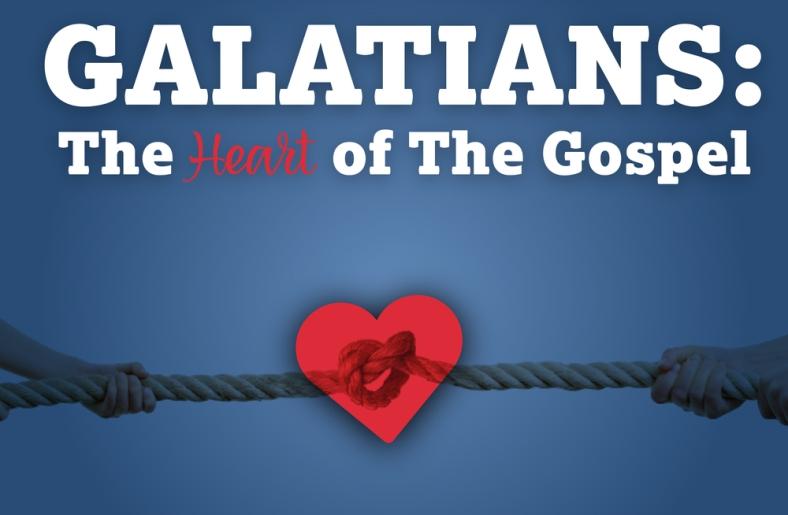 Galatians 2 heart