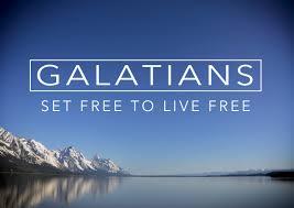 Galatians 2 set free