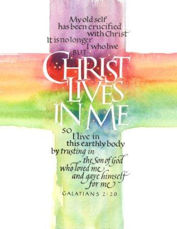 Galatians 3 in me