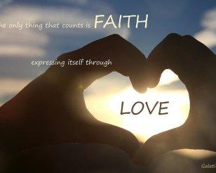 Galatians 5 love