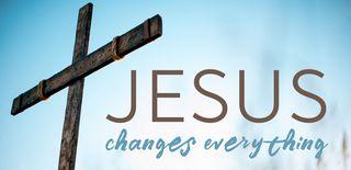 John 1 Jesus changes everything
