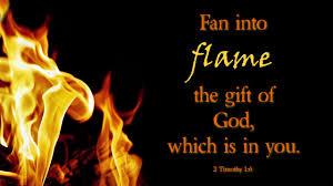 1 2 Tim flame