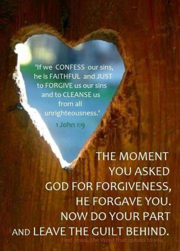 1 John 1 no guilt