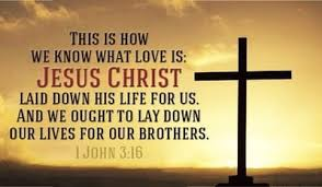 1 John 3 Jesus