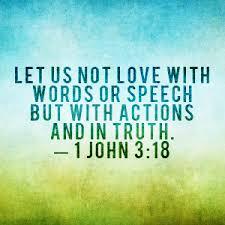 1 John 3 love well