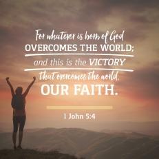 1 John 5 Faith
