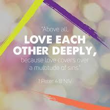 1 Peter 4 love