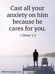 1 Peter 5 cares