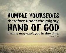 1 Peter 5 humble